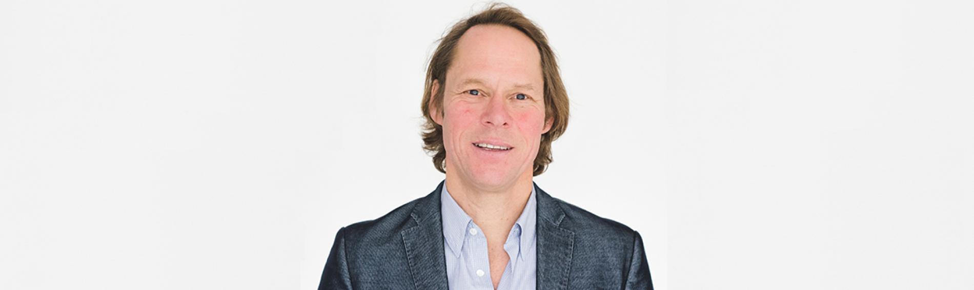 Dr. Peter Schwick, neuer Präsident von Ärzte der Welt. Foto: Ärzte der Welt