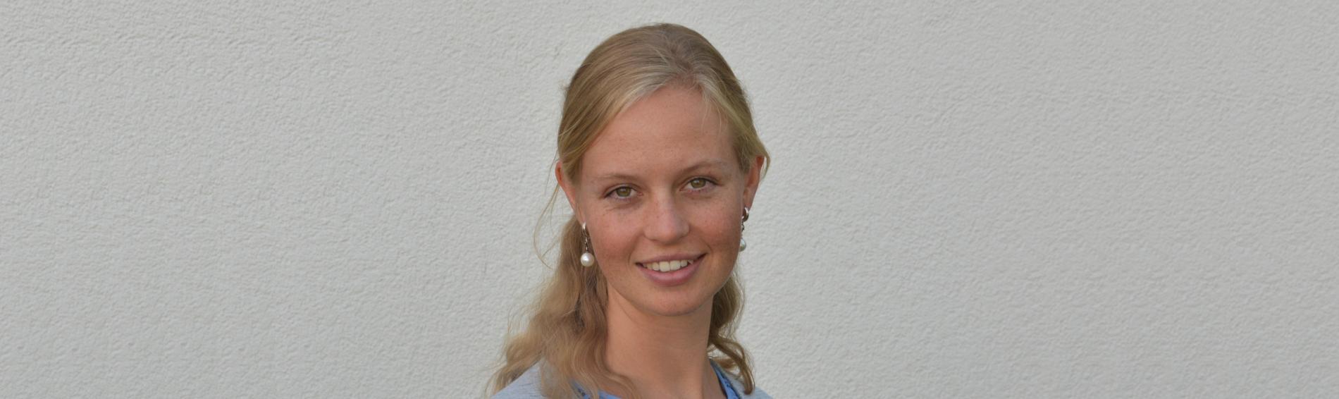 Sandra Schönberger. Foto: Ärzte der Welt