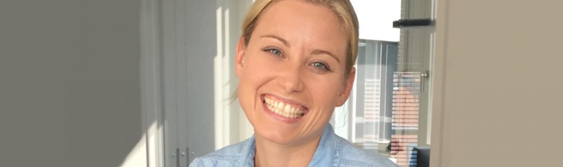 Ärzte der Welt-Mitarbeiterin Wenke Schubert. Foto: Ärzte der Welt