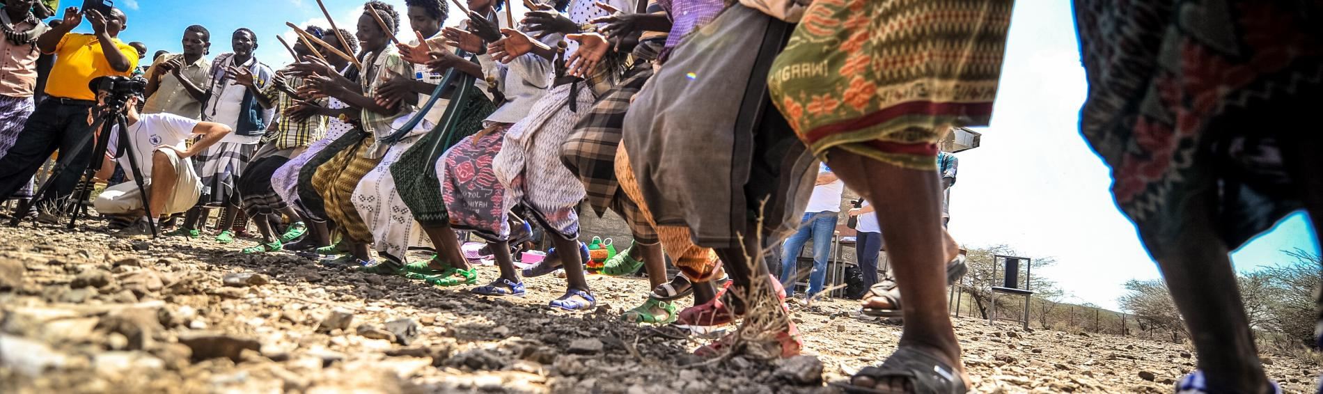 Feier in Äthiopien. Foto: Ärzte der Welt