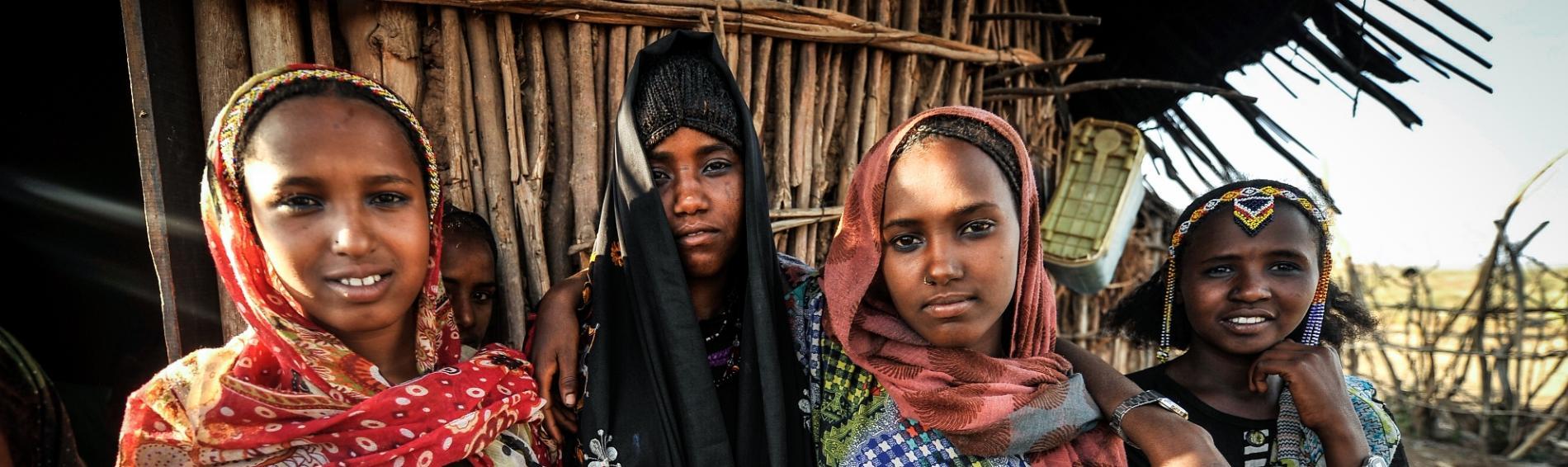 Im Nordosten Äthiopiens engagiert sich Ärzte der Welt  seit 2014 gegen die weibliche Genitalverstümmelung | © Quentin Top