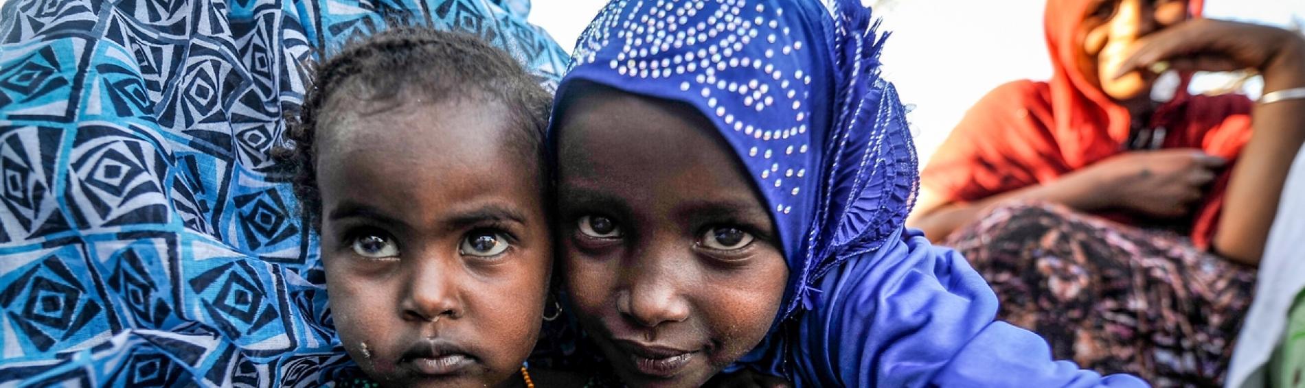 Mädchen werden in der Region Afar schon kurz nach der Geburt genitalverstümmelt. Foto: Ärzte der Welt