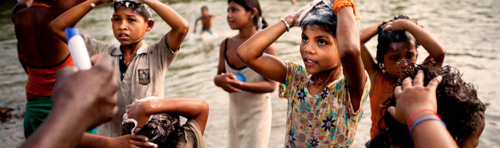 Sexuelle und reproduktive Programme für Menschen ohne Zugang zu Gesundheitsversorgung