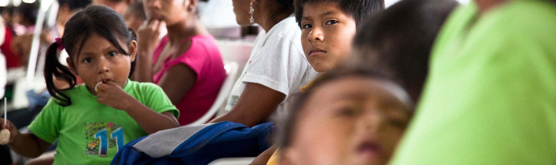 Ärzte der Welt hilft den Opfern des Bürgerkriegs in Kolumbien. Foto:Nadia Berg