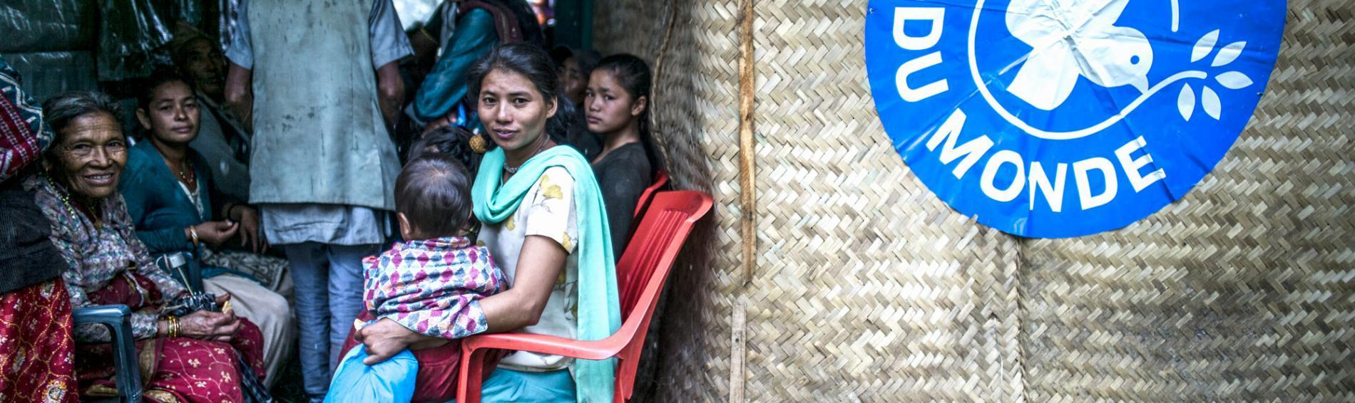 Nepal. Foto: Olivier Papegnies
