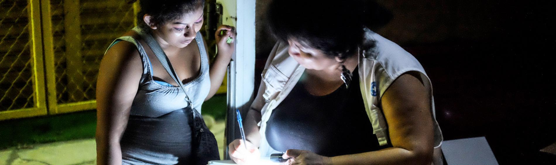 Viele Frauen in Mexiko leben von Prostitution. Foto: Michel Redondo