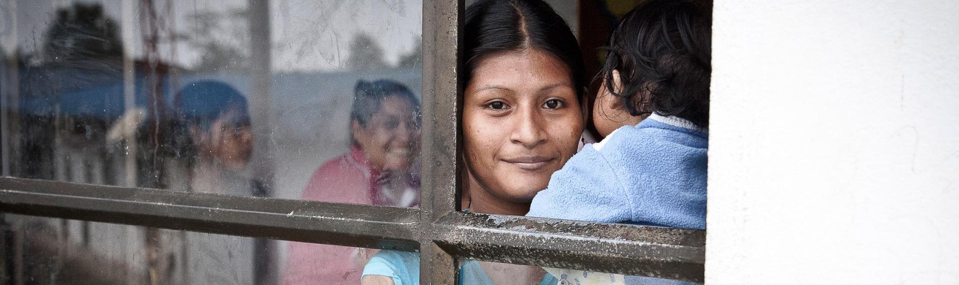 Maria, 34 Jahre alt. Foto: Ärzte der Welt