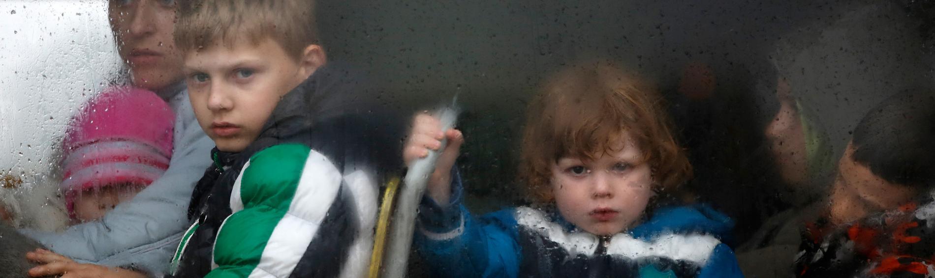 Auch europäische Kinder benötigen Hilfe. Foto: Ärzte der Welt