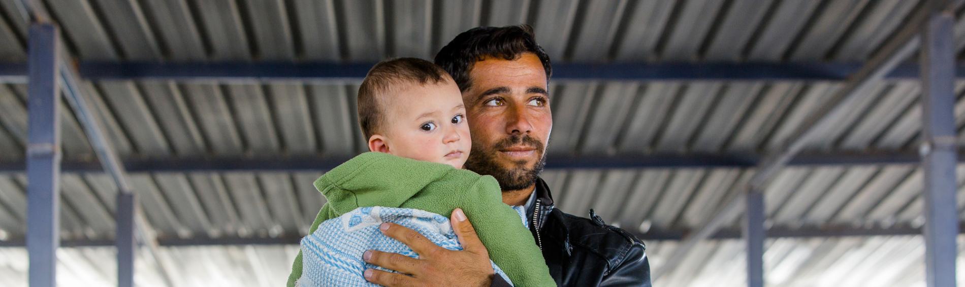 Ärzte der Welt setzt sich für syrische Flüchtlinge in Jordanien ein. Foto:Thierry duBois