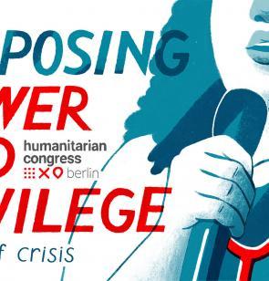 Einladung zur Pressekonferenz anlässlich des Humanitären Kongresses Berlin 2020