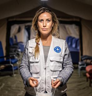 Ärzte der Welt leisten in der Coronakrise medizinische Hilfe