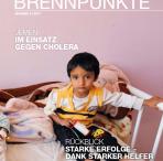 Cover Brennpunkte Magazin