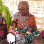 Viele Kinder sind in Nigeria mangelernährt. Foto: Ärzte der Welt