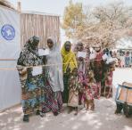 Viele Menschen in Nigeria fliehen vor den Gewalttaten der Terrorgruppe Boko Haram. Foto: Ärzte der Welt